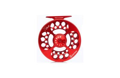 Guideline Einarsson 7plus reel - Red - LH