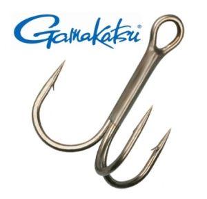 GAMAKATSU HOOK TREBLE 13B 3/0