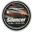 Savage Gear HD8 Silencer Braid 120m 0.35mm 80lbs 36,3kg Green