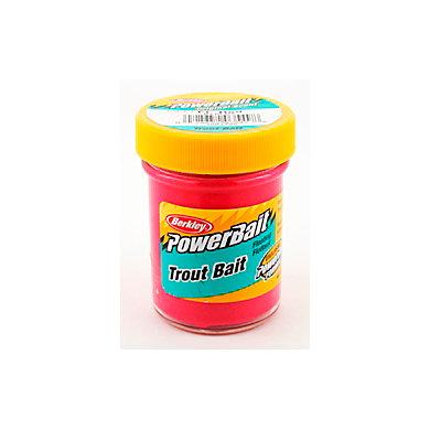 Berkley Power Bait Trout Bait Fluoresent Red