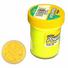 Trout Bait Jar Sunshine Yellow