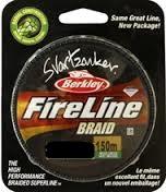 FireLine 0,35mm 150m Svartzonker Braid