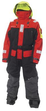 W6 Flotation Suit XXL Midnight Sun