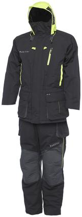 W4 Winter Suit L Metal Lemon