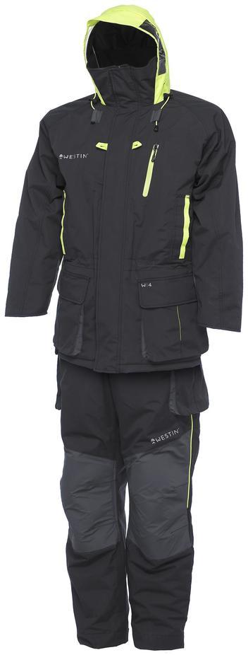 W4 Winter Suit L Metal Lemon
