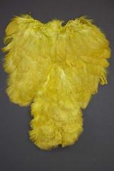 Hen Patches/Soft Hackle - Golden Olive