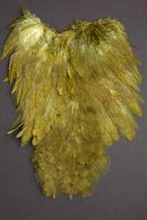 Hen Patches/Soft Hackle - Olive