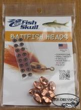 BAITFISH HEAD - COPPERTONE - SMALL/MEDIUM