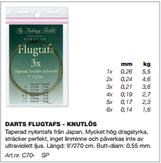 FLUGTAFS 9'-4X