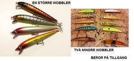 Gratis wobbler