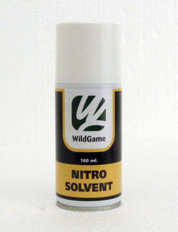 Wild Game Nitro Solvent 160ml spray
