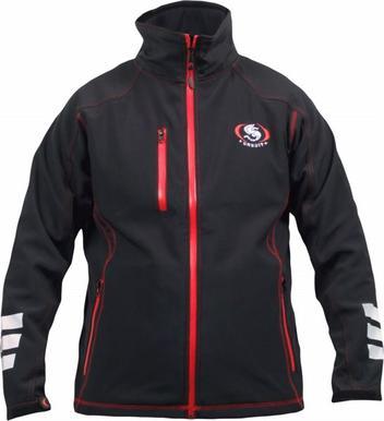 Ursuit Jacket Tech Wear, Black