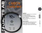 CARBON COATED WIRE-15lb