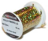 Holo Fibers M - gold