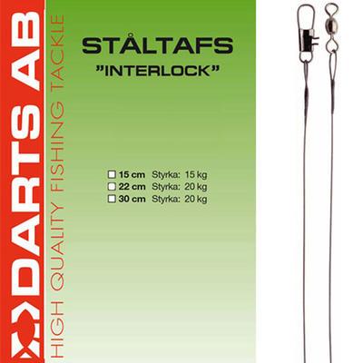 STÅLTAFS INTERLOCK/SP-15