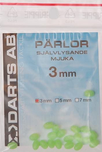 LYSPÄRLOR/SP-3mm