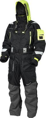 W4 Flotation Suit M Jetset Lime