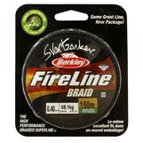 FireLine 0,30mm 150m Svartzonker Braid