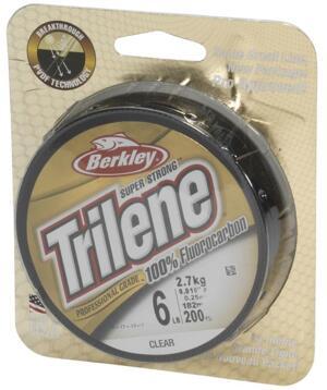 Trilene 100% Fl.Carb 0,22mm 50m Clear