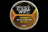 Strike Wire X16. 0,28mm/20kg - 135m, mossgreen