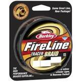 FireLine  0,14mm 110m Tracer Braid