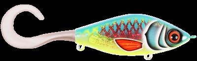 Guppie Jr, 11cm, 70g - Burger's Bird - Pearl White