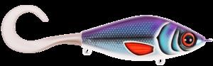 Guppie Jr, 11cm, 70g - Peterson Shiner - Pearl White