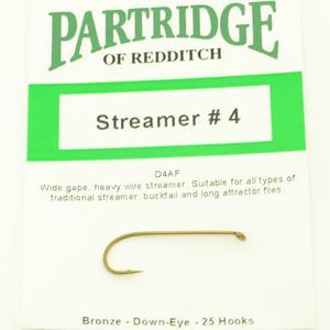 Partridge D4AF Longshank #10