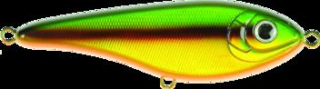 Buster Jerk, sinking, 15cm, Firebird