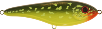 Buster Jerk, sinking, 15cm, Hot Pike