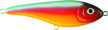 Buster Jerk, shallow, 15cm, Parrot