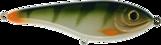Buster Jerk, shallow, 15cm, Natural Perch