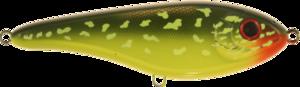 Buster Jerk, shallow, 15cm, Hot Pike