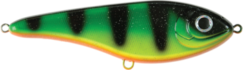 Buster Jerk II, susp, 12cm, Fire Tiger