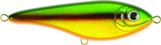 Buster Jerk II, susp, 12cm, Firebird