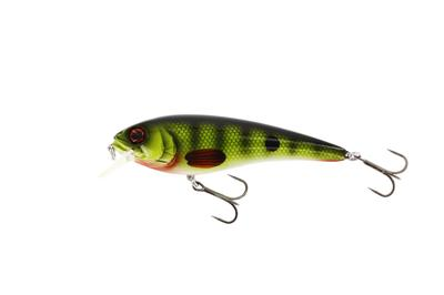 RawBite 110mm 26g Low Floating Wow Perch