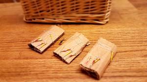 Berras handgjorda strömmingshäckla