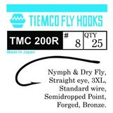 Tiemco 200R Nymph & Dry Fly #16