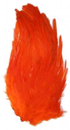 Indisk tuppsadel - Orange