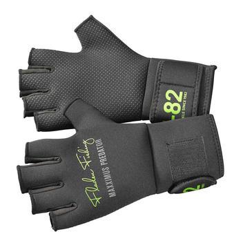 Neoprene Gloves long M fingerless