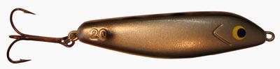 Vicke 30g Färg Silverglitter-Svart-Koppar