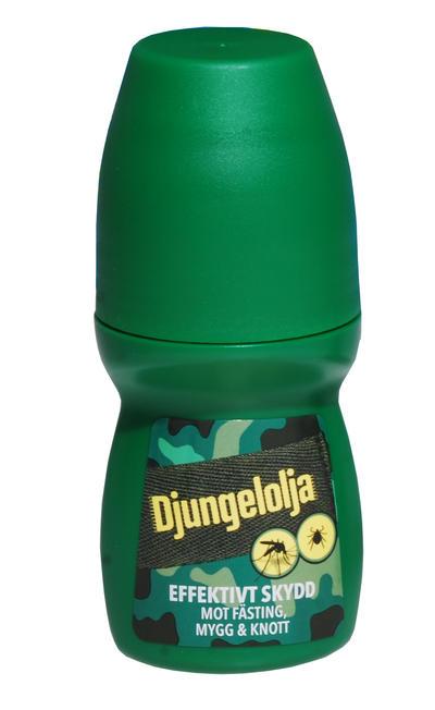 Myggmedel Djungelolja Roll