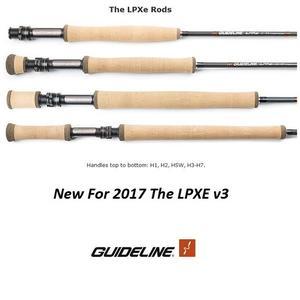 LPXe 9' #6 - 4pc FLY ROD