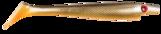 Pig Shad Jr, 20cm, 50gr - Shitty Roach - 2pcs