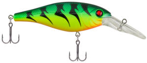 Bad Shad 50mm Firetiger