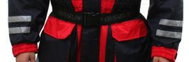 Normark Sundridge Semivent Röd Flytoverall
