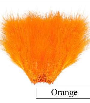 Wolly Bugger Marabou - Fluo fi orange