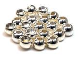 Förtyngningshuvud - 4 mm Silver