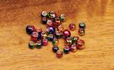 Brass beads 2.8mm - Rainbow
