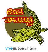 BIG DADDY Sticker